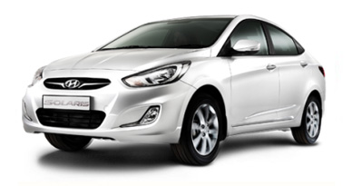 Аренда HYUNDAI SOLARIS 2015 AT, Седан