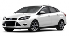 Аренда FORD FOCUS MT, Седан